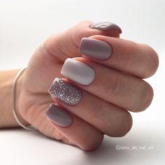Gel Nails neutral nails unhas neutras - The most beautiful nail designs Elegant Nail Designs, Elegant Nails, Stylish Nails, Trendy Nails, Neutral Nail Designs, Cute Acrylic Nails, Acrylic Nail Designs, Cute Nails, Cute Nail Colors