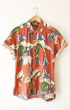 d3b424c00 I know this is men's bit I wo uld wear this Hawiian Shirts, Hawaiian Shirts