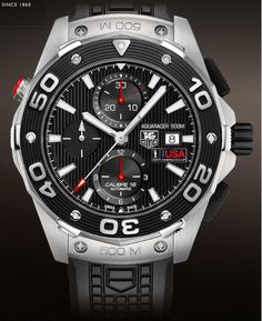 TAG Heuer Aquaracer Americas Cup Watch