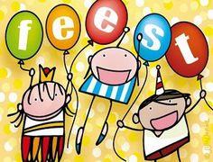 kinderboekenweek op het digibord