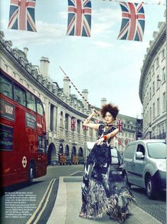 "Vogue Korea July 2012, ""Go Olympic"""