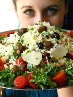 For today I propose this recipe that I like - Dieta Vegetariana Vegetarian Raw Vegan Recipes, Veggie Recipes, Italian Recipes, Salad Recipes, Vegetarian Recipes, Cooking Recipes, Healthy Recipes, Healthy Menu, Healthy Eating