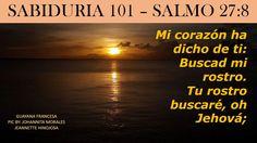 SALMO 27:8 -  GUYANA FRANCESA PIC BY: JOHANNITA MORALES