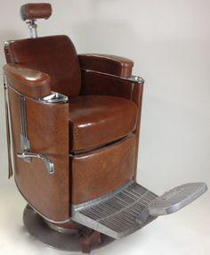 Koken President Barber Chair