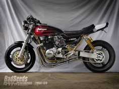 Racing Cafè: Kawasaki Z1000A2-1978 by BadSeeds Motorcycle Club