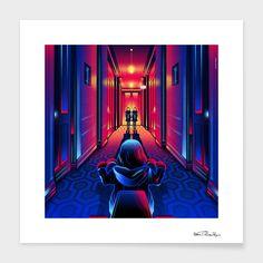 The Shining by Van Orton Design