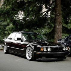 BMW 5 Series(E34)