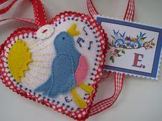 Creative Breathing: E and Bluebirds