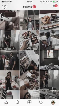 feed dark @clawris Flux Instagram, Best Instagram Feeds, Instagram Feed Ideas Posts, Instagram Feed Layout, Instagram Grid, Instagram Design, Instagram Aesthetic Ideas, Themes For Instagram, Cool Instagram