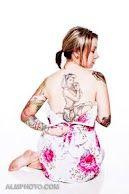 Illistrated Girl | tattoos | ALMPHOTO.COM  Bringing sexy back II...