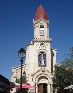 Eglise Saint-Pierre. Palavas-les-Flots. Hérault.Languedoc-Roussillon.