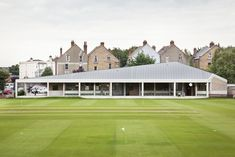 Merrion Cricket Club / TAKA Architects