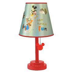 "Disney Mickey Mouse Lamp - Idea Nuova - Babies ""R"" Us"