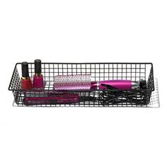 Organize lotions and soaps in your bathroom, gadgets in your kitchen drawers, or office supplies on your desktop. This tray is also great for dorm rooms, the pantry, and even at a family barbeque to store plastic silverware or other small items.