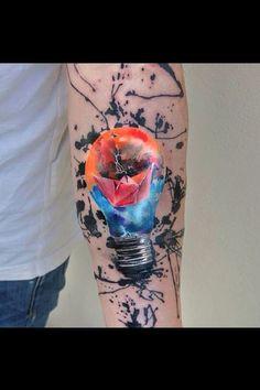 tatouage graphique: Ondrash - EN IMAGES. 20 tatoueurs au style graphique - L'EXPRESS