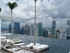 infinity pool singapore edge. 40 Breathtaking \u201dInfinity Edge Pool\u201d Photos Around The World Infinity Pool Singapore