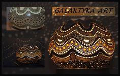 Lampy z tykwy - Tykwa - Strona internetowa galaktyka-art!
