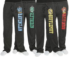 Harry Potter House Unisex Lounge Pants