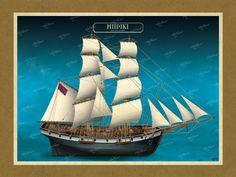 ΜΠΡΙΚΙ Όλες οι εικονογραφήσεις είναι από το βιβλίο της ΑΡΤΕΟΝ ΕΚΔΟΤΙΚΗΣ: Πειρατικά και κουρσάρικα σκαριά των θαλασσών μας. 18ος-19ος αιώνας. Ένα ταξίδι στον κόσμο των πειρατικών και κουρσάρικων σκαριών και στη ζωή των προγόνων μας. www.e-arteon.gr Sailing Ships, Boat, Dinghy, Boats, Sailboat, Tall Ships, Ship