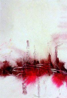 #abstract #painting ~ Silent memory. ©Paul Pulszartti © Paul Pulszartti