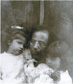 Gustav Mahler & Daughters   #composer