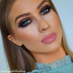 "1,587 aprecieri, 72 comentarii - MONIQUE ABEL™ (@moniqueabelmakeup) pe Instagram: ""Today's face ✨ details below:  Brows @sigmabeauty Brow Pencil & Powder in Medium/Dressed Up.  Eyes…"""
