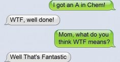 20 Hilarious Text Messages Between Parents and Their Children