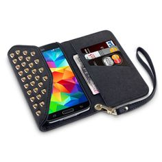 Best And Cool Wallet Cases For Samsung Galaxy (Updated Oct. Samsung Galaxy S5, Samsung Cases, Best Wallet, Wallets For Women, Galaxies, How To Find Out, Cool Stuff, Purse, Women's Wallets