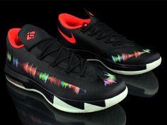 "Nike KD 6 ""Serato"" by Revive Customs"