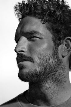 """Justice Joslin in """"No Sweat, No Tears"""" by John Balsom  for the third issue of Man of the World"""