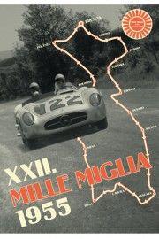 Artwork Mille Miglia 1955