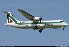 ATR Alitalia Express, I-ATSM, cn first flight Alitalia Express delivered Foto: Pisa, Italy, Atr 72, Pisa Italy, Airplane, Planes, Air Force, Transportation, Aviation, Aircraft, Commercial