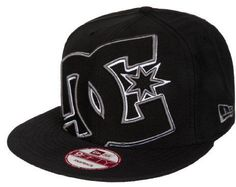 53b0bc3e7d1 DC Men s Double Up Hat New Era Snapback