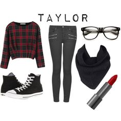 """""""Taylor"""" by thegreaterfool on Polyvore"""