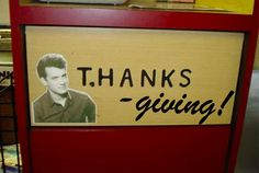 T. Hanks-giving is a wonderful pre- post- or alterna-Thanksgiving celebration that gives thanks to Tom Hanks, Patron Saint of American Film. Here's how to throw your own T. Hanks-giving...