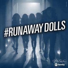 "S6 Ep1 ""Game On Charles"" - #RunawayDolls! #PLL #SummerOfAnswers"