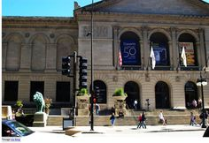 -Art institute of Chicago Enjoy Your Tour Windy City, Chicago |