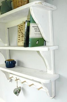 Two Or Three Tier Shaker Shelf from notonthehighstreet.com