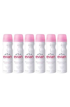 Evian® Facial Water Spray (6-Pack) ($42 Value) (Online Only) available at #Nordstrom