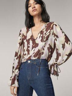 Women's Shirts & Blouses | Massimo Dutti Fall Winter Collection 2017