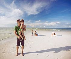 """This beach, on the southern tip of Anna MariaIsland, about 40 minutes from Tampa, is famous for """"coquinas,"""" colorful mini seashells. Every morning, there's a row of shells on the shoreline for kids to scoop up. Another activity: kayaking. You can rent one on the beach or sign up for a guided eco-tour; either way, you're likely to see dolphins, manatees, and stingrays. Shady Australian pines, warm water (it averages 74 degrees year-round), and apaved nature trail also make Coquina fun"""