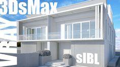 sIBL – 3DsMax VRay Exterior Lighting