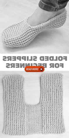 Easy Crochet Slippers, Knit Slippers Free Pattern, Baby Booties Knitting Pattern, Mittens Pattern, Crochet Shoes, Knit Crochet, Afghan Crochet, Crochet Slipper Pattern, Granny Square Crochet Pattern