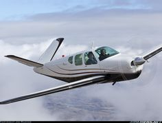 Beech K35 Bonanza aircraft picture