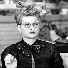 Lucille Ball: America's Queen of Comedy..gotta love her...