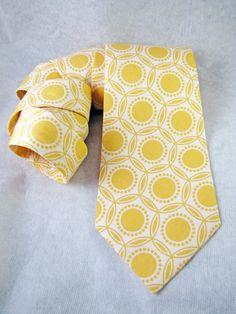 Mens Necktie - Honeycomb Sphere. $28.00, via Etsy.