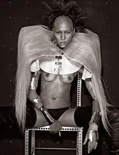 future tribal | Photographer: Steven Klein W Magazine March 2014