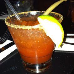 Favourite drink: Caesar extra spicy.