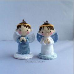 7 Besten Engel Häkeln Bilder Auf Pinterest Häkelpuppen Engelchen
