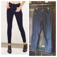 Urban Outfitters BDG high rise skinny jeans 31 Cute spring jeans from Urban Outfitters by BDG - the style is high rise twig grazer - 31 waist and 26 inseam Urban Outfitters Jeans Ankle & Cropped